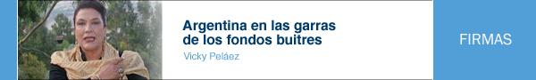 Argentina en las garras de los fondos buitres